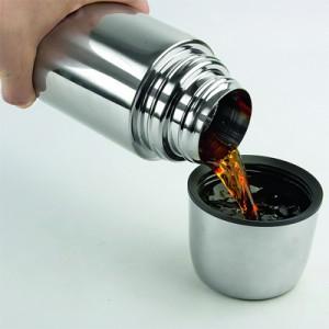 Как заварить кофе в термосе